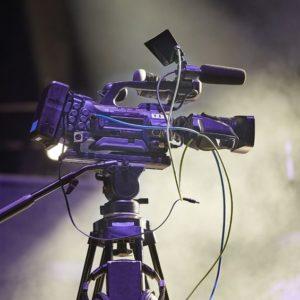 85199013 - cameraman at a concert